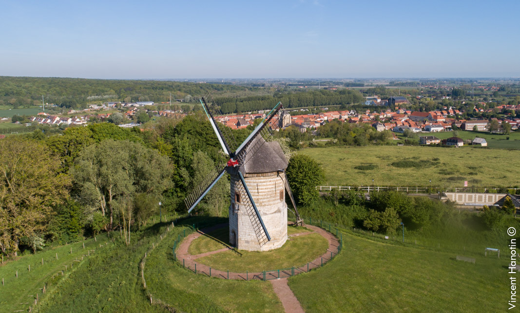 Moulin de Watten, Pas de Calais (62)