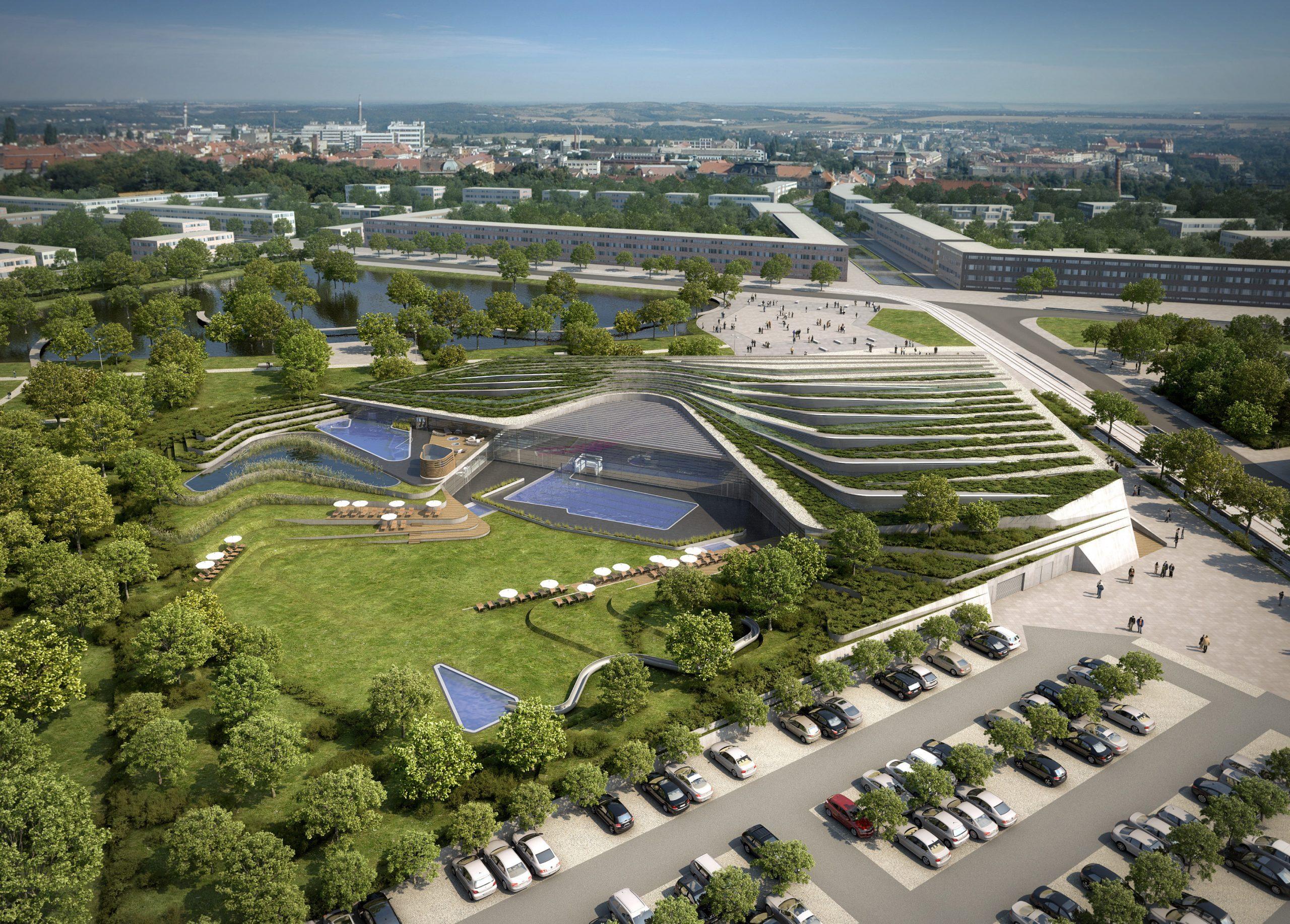 Douai (59) – Centre Aquatique du Raquet
